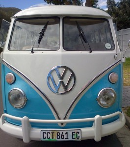 Splitty blue front