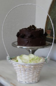 IW Cake and confetti