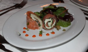 WC Salmon Roulade