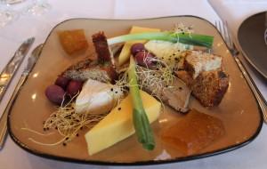 Sumaridge initimate cheese platter
