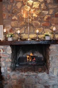 Sumaridge initimate fireplace