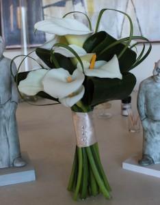 Arum Lily bouquet1