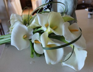 Arum Lily bridesmaid1