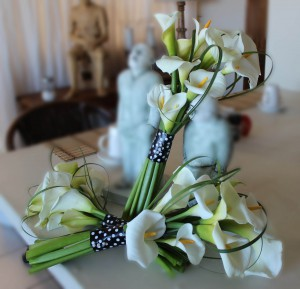Arum Lily bridesmaid3