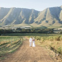 Ell – Pretty in Pastel – Hermanus Wedding