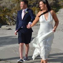 Wedding for Two ~ Hermanus Beach Wedding